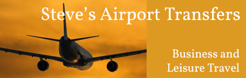 Steve's Airport Transfers Logo